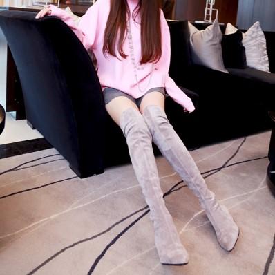 QUEENIES Exclusive Production High Quality Overknee Boots